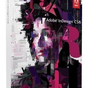 Adobe CS6 Indesign SWE