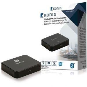 Advanced audiolähetin jossa on langaton Bluetooth-tekniikka