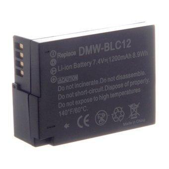 Akku Panasonic DMW-BLC12 till FZ200 mm
