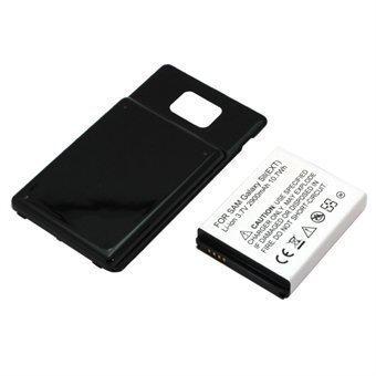 Akku Samsung i9100 Galaxy S2 + Takakuori