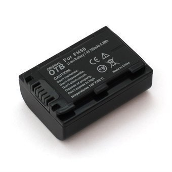 Akku Sony NP-FH50 / NP-FP50