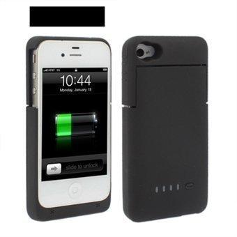 Akun kuori / Akkukotelo iPhone 4 & 4S 1900mAh