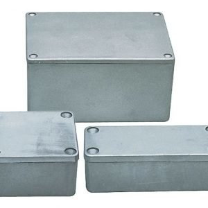 Alumiininenkotelo 148x108x75 mm