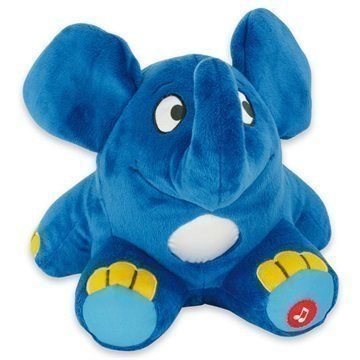 Ansmann Night Light Elephant Blue