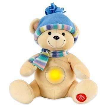 Ansmann Nightlight Tobi Bear Light Brown