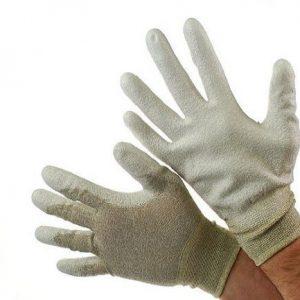 Antistaattiset hanskat - Ruskea väri