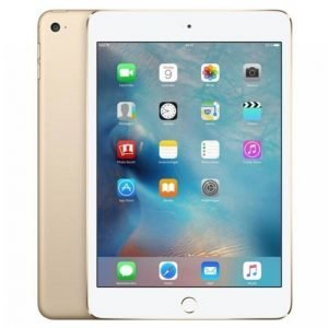 Apple Ipad Mini 4 32 Gt Wifi / 4g Kulta