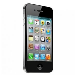 Apple Iphone 4s 8 Gt Matkapuhelin Musta