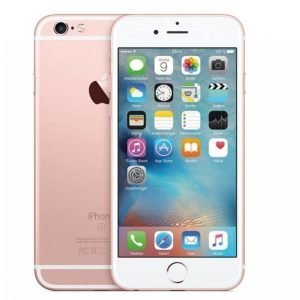 Apple Iphone 6s 16 Gt Rose Gold