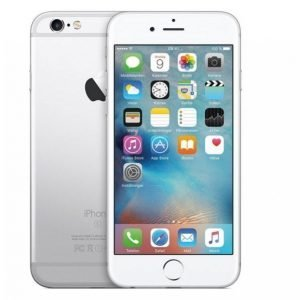 Apple Iphone 6s Plus 128gt Silver