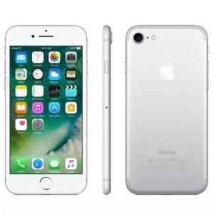 Apple Iphone 7 256 Gt Silver