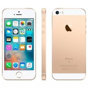 Apple Iphone Se 64 Gt Gold