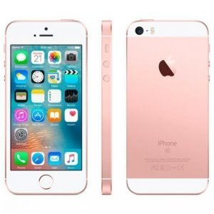 Apple Iphone Se 64 Gt Rose Gold