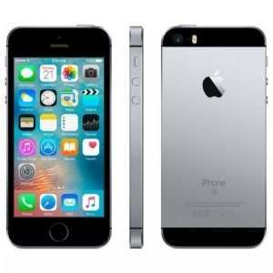 Apple Iphone Se 64 Gt Space Grey