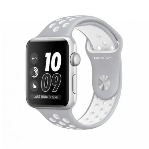 Apple Watch Nike+ 42 Mm Harmaa