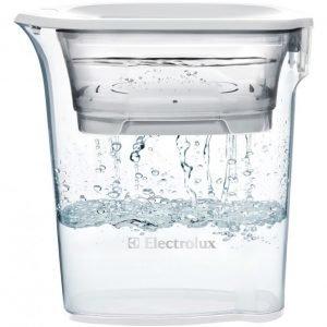 AquaSense suodatinkannu 1.2L Ice White