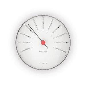 Arne Jacobsen Aj Bankers Lämpömittari 12cm