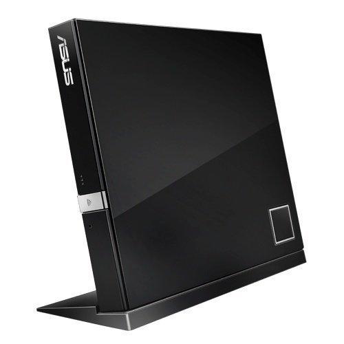 Asus SBC-06D2X-U 6x Blu-Ray Reader External USB 2.0 Slimline Black Bulk