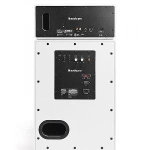 Audio Pro Drumfire Aktiivikaiutin Valkoinen