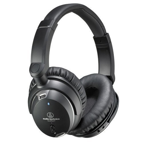 Audio-Technica ATH-ANC9 FullSize with Mic1 for iPhone Black