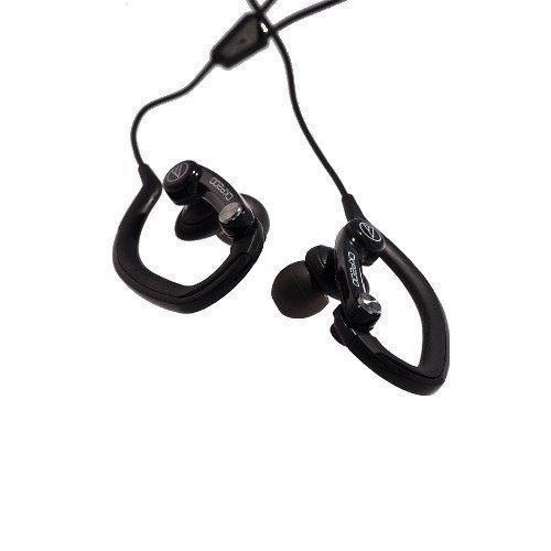 Audio Technica ATH-CKP200BK In-ear Sport Black
