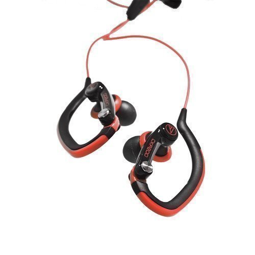 Audio Technica ATH-CKP200RD In-ear Sport Red