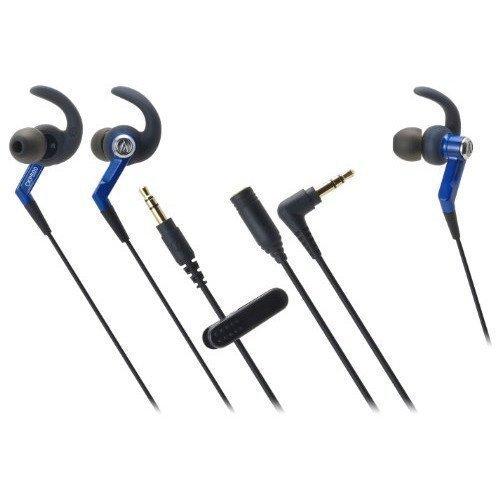 Audio Technica ATH-CKP500BL In-ear Sport Blue