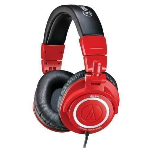Audio-Technica ATH-M50 RED Fullsize