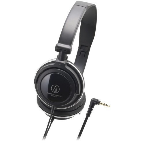 Audio-Technica ATH-SJ11 Black Ear-pad