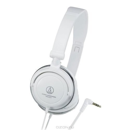 Audio-Technica ATH-SJ11 White Ear-pad