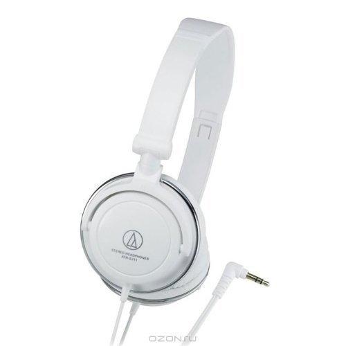 Audio-Technica ATH-SJ11 White Ear-pad
