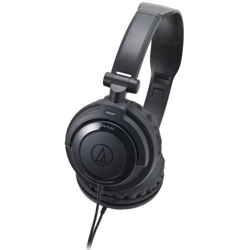 Audio-Technica ATH-SJ33 BLK Black Fullsize