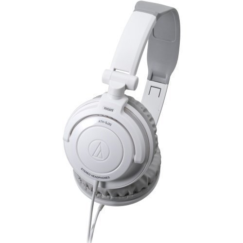 Audio-Technica ATH-SJ33 WH White Fullsize