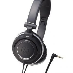 Audio-Technica ATH-SJ55 Black Ear-pad