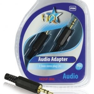 Audio uros 3.5mm uros stereo (2x)