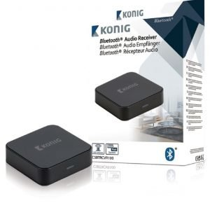 Audiolähetin jossa on langaton Bluetooth-tekniikka