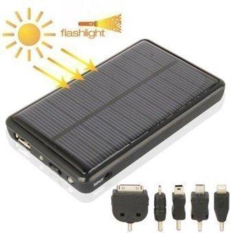 Aurinkokennolaturi 2600mAh