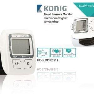 Automaattinen verenpainemittari ranteeseen
