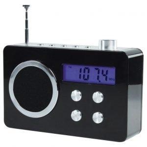 Basicxl Kannettava Fm Radio