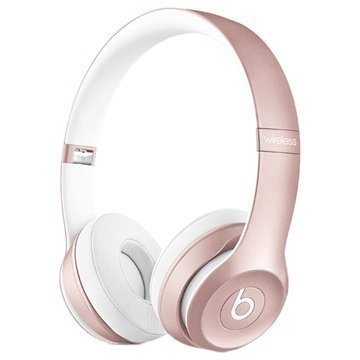 Beats Solo2 Langattomat On-Ear Kuulokkeet Ruusukulta