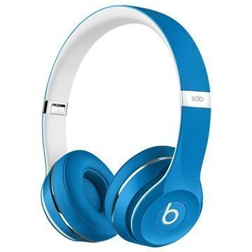 Beats Solo2 On-Ear Kuulokkeet Luxe Edition Sininen