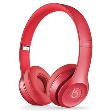 Beats Solo2 On-Ear Kuulokkeet Royal Collection Punainen