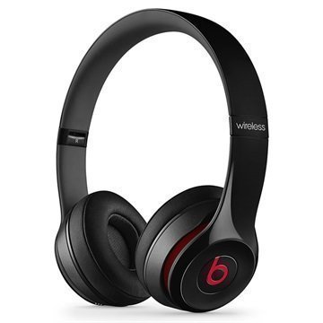 Beats Solo2 Wireless On-Ear Headphones Black