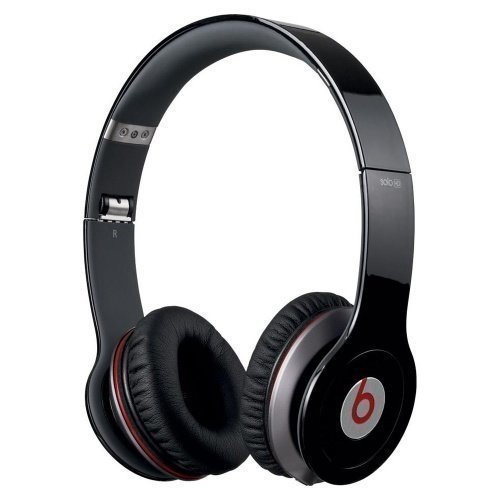 Beats by Dr. DreT Beats Solo® HD Black Ear-pad