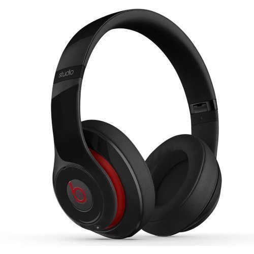 Beats by Dr. DreT Beats StudioT 2.0 FullSize with Mic3 for iPhone Black