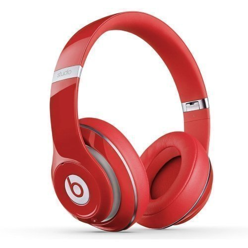 Beats by Dr. DreT Beats StudioT 2.0 FullSize with Mic3 for iPhone Red
