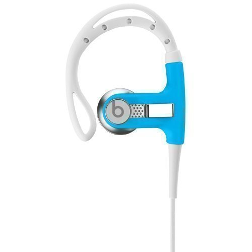 Beats by Dr. DreT Powerbeats by Dr. DreT Neon Blue Sport In-ear