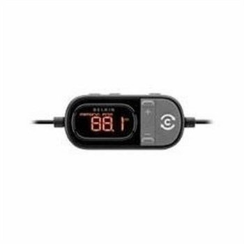 Belkin F8Z498cw TuneCast Auto Live FM Transmitter iPhone iPhone 3G iPod