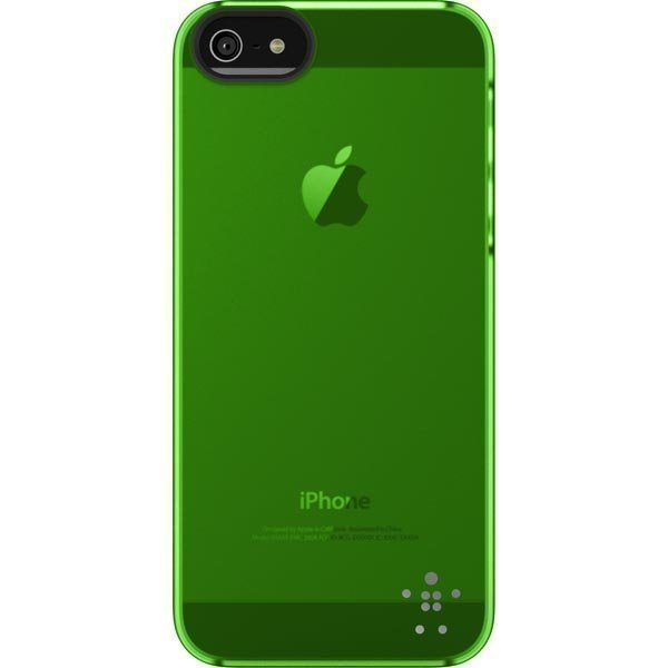 Belkin case for iPhone 5 Shield Sheer Matte