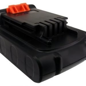 Black & Decker LB20 Li-ion 20 V akku 1500 mAh